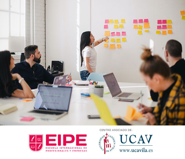 Master en Marketing Digital 100% Online de EIPE Business School