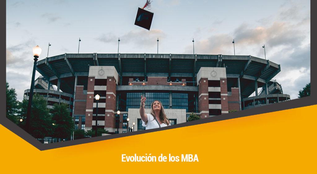 evolucion de los mba