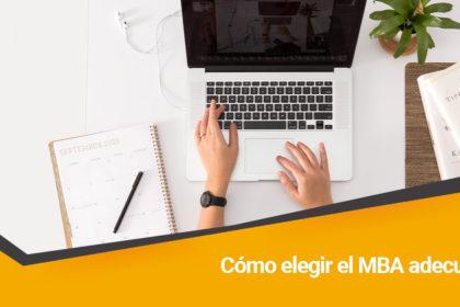 Cómo elegir MBA