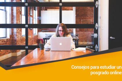 estudiar posgrado online