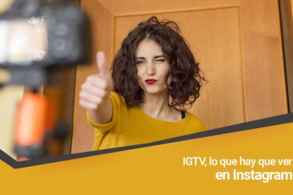 IGTV, lo que hay que ver en Instagram