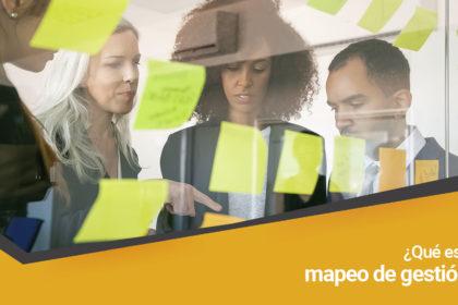 ¿Qué es el mapeo de gestión?